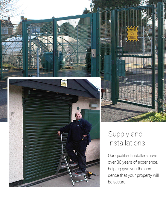 Security Shutters Maidenhead
