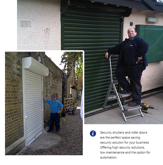 Security Roller Shutters Reading