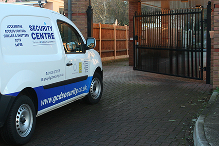 Electric Gates maidenhead